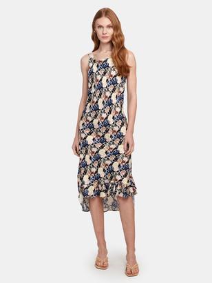 MUNTHE Edam High Low Midi Dress