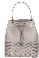 Furla Bag Stacy S Leather Sand