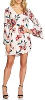 1 STATE Women's 1.state Floral Print Swing Dress