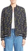 Belstaff Women's Hulton Floral Bomber Jacket
