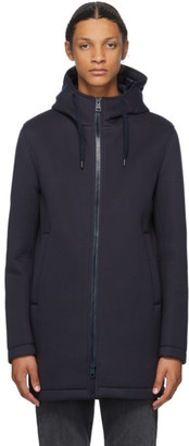 Herno Navy Winter Scuba Resort Parka