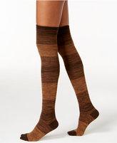 Hue Women's Ribbed Ombré Over-The-Knee Socks