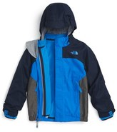 The North Face Toddler Boy's 'Vortex' Triclimate Waterproof 3-In-1 Jacket