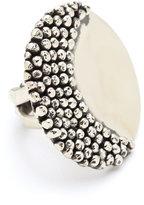 Anndra neen Mirror & Pin Ring