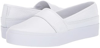 Lacoste Marice Plus Grand 319 1 (Navy/White) Women's Shoes