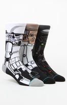 Stance x Disney Star Wars Rogue One Three Pack Crew Socks