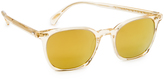 Oliver Peoples La Coen Sunglasses