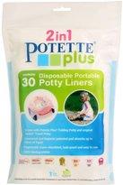 Kalencom Potette Plus Liners - 30 Liners