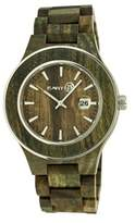 Earth Cherokee Olive Watch.