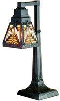 Meyda Tiffany 66527 20 in. H Nuevo Mission Desk Lamp