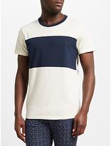 Samsoe & Samsoe Bimm O-n Block Stripe T-shirt
