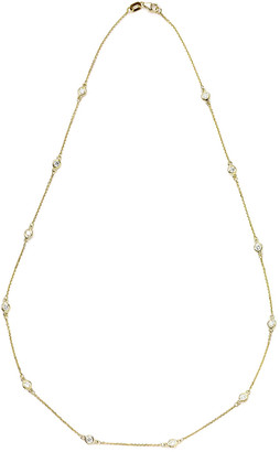 Suzy Levian Diamonds Suzy Levian 14K 1.80 Ct. Tw. Diamond Station Necklace