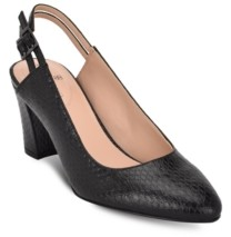 Bandolino Wanda Block Heel Pumps Women's Shoes