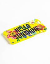Kate Spade Hello Sunshine Hybrid Hardshell iPhone Case