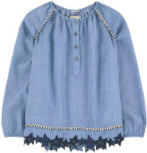 Scotch & Soda Embroidered blouse