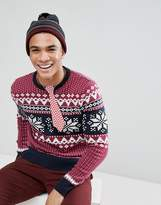 Jack and Jones Holidays Knit