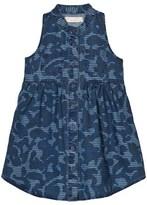 Stella McCartney Blue Camo Print Dress