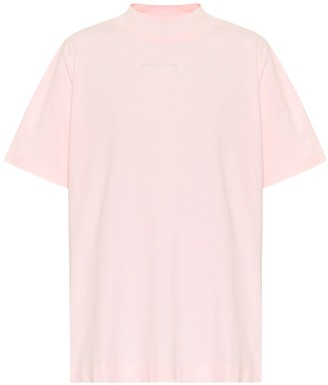Alyx Logo cotton-jersey T-shirt