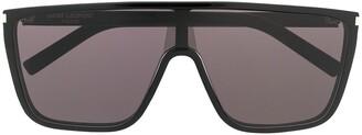 Saint Laurent SL364 navigator-frame sunglasses