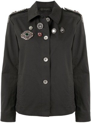 Mr & Mrs Italy Badge Jacket