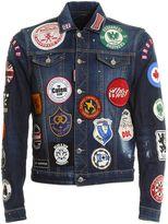 DSQUARED2 Denim Jacket Patch