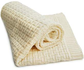 Camilla And Marc Sonnenstrick 0610563326914 Baby Comfort and Swaddling Blanket 100% Pure Merino Wool 80 x 90 cm