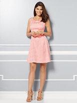 New York & Co. Eva Mendes Collection - Maria Jacquard Dress