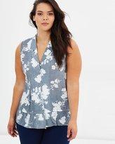 Junarose Rebecca Sleeveless Shirt