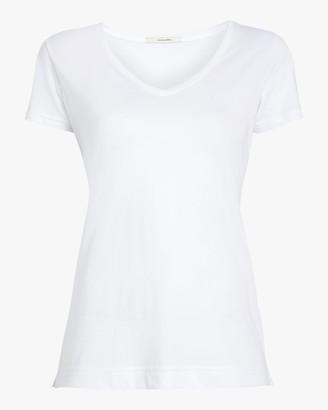 ADAM by Adam Lippes Short-Sleeve V Neck Shirt