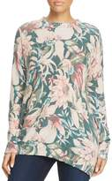 Show Me Your Mumu Fireside Floral Print Sweater
