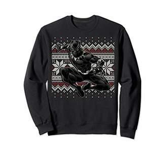 Marvel Panther Ugly Christmas Sweater Sweatshirt
