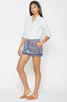Joie Lindee Silk Shorts