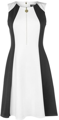DKNY Occasion Occasion Sleeveless Fit and Flare Dress Ladies