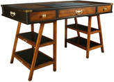 Houseology Authentic Models Navigators Desk - Black