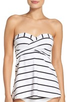 Seafolly Women's Castaway Underwire Tankini Top