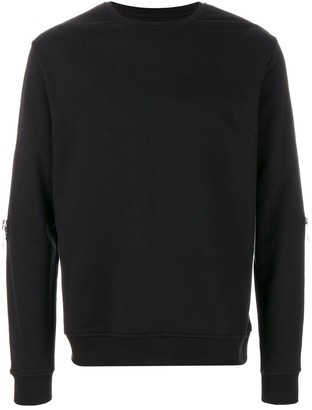 Les Hommes crew neck sweatshirt