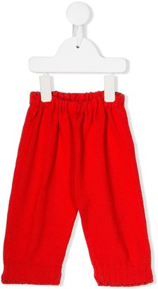 Eshvi Kids x 0711 Tbilisi Candy Apple trousers