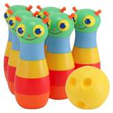 Melissa & Doug ; Sunny Patch Happy Giddy Bowling Set With 6 Pins, Bowling Ball, and Storage Bag