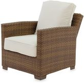 Panama Jack St. Barths Recliner Lounge Chair in Brown