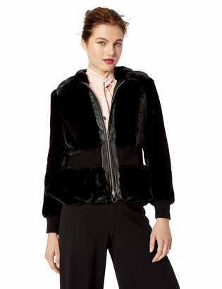 Rebecca Taylor Women's Faux Fur Jacket