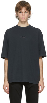 Acne Studios Black Logo T-Shirt
