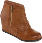 Two Lips 2 Lips Too Womens Notify Bootie