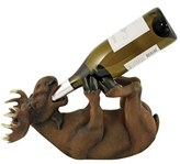 True Fabrications Moose Wine Bottle Holder