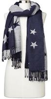 Gap Cozy star scarf