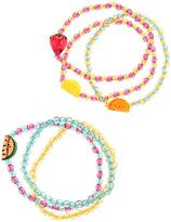 Gymboree Fruit Bracelet 2-Pack