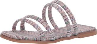 Rocket Dog Women's Felicia Coast Fabric Flat Sandal
