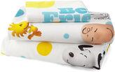 Asstd National Brand Peanuts Sunny Day Twin Sheet Set