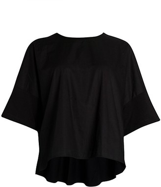 French Connection Panya Kimono-Sleeve Top