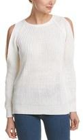 Fate Cold-shoulder Sweater.