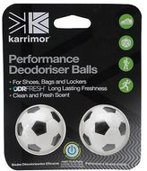 Karrimor Deodoriser Balls for Shoes Bags and Lockers Fresh Scent